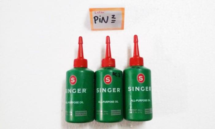 Foto Produk Minyak Pelumas SINGER dari Apin Store