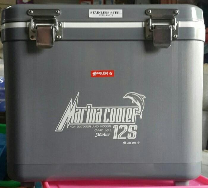 harga Marina cooler box 12s box es 12 lion star Tokopedia.com