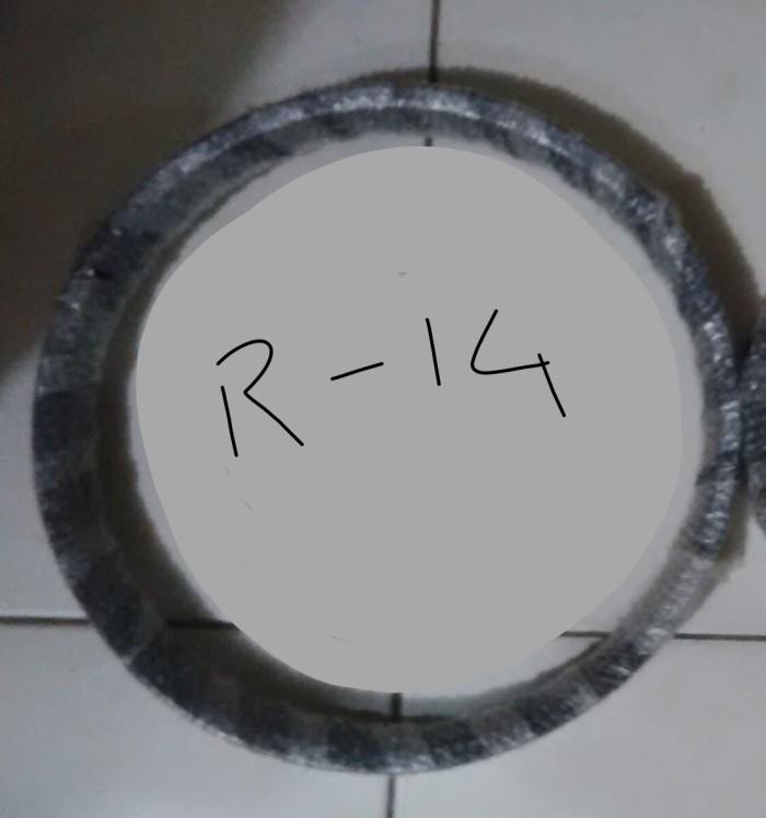 harga Velg r14 ring 14 alumunium lubang 36 lebar 1.60  inch trail 110cc Tokopedia.com
