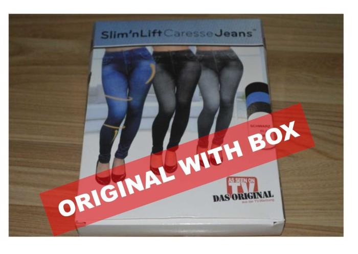 Slim N Lift Jean With Box / Legging pelangsing / celana skinny caresse .