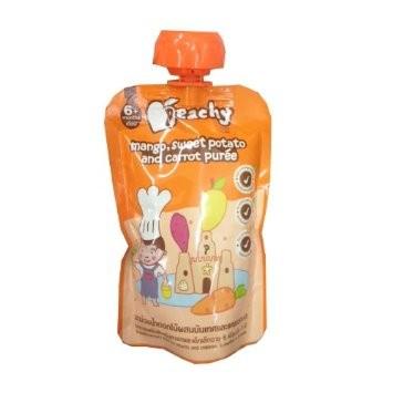 harga Peachy Super Fruit - Mango Sweet Potato & Carrot Tokopedia.com
