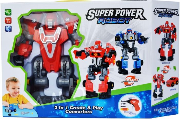 Katalog Super Robot 3in1 Create Hargano.com