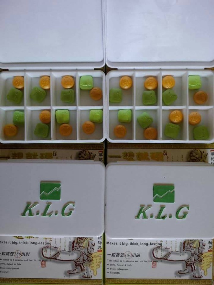 jual klg herbal original isi 48 pil hammerofthor1 tokopedia