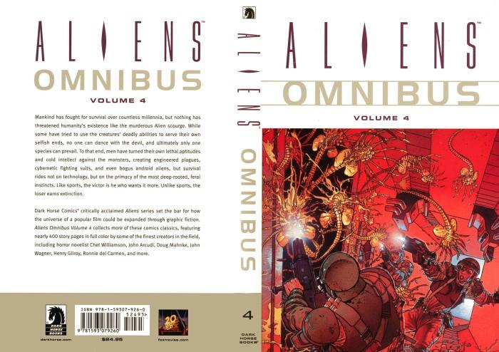 harga Aliens omnibus volume 4 (graphic novel) [ebook/e-book] Tokopedia.com