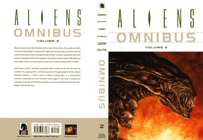 harga Aliens omnibus volume 2 (graphic novel) [ebook/e-book] Tokopedia.com