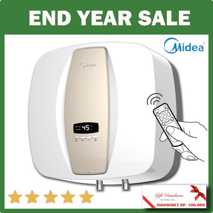 harga End year sale pemanas air water heater midea d15 eva free voucher Tokopedia.com