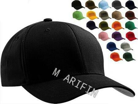 Jual topi baseball polos dewasa dan anak harga sama - TANGERANG ... b5da8b6844