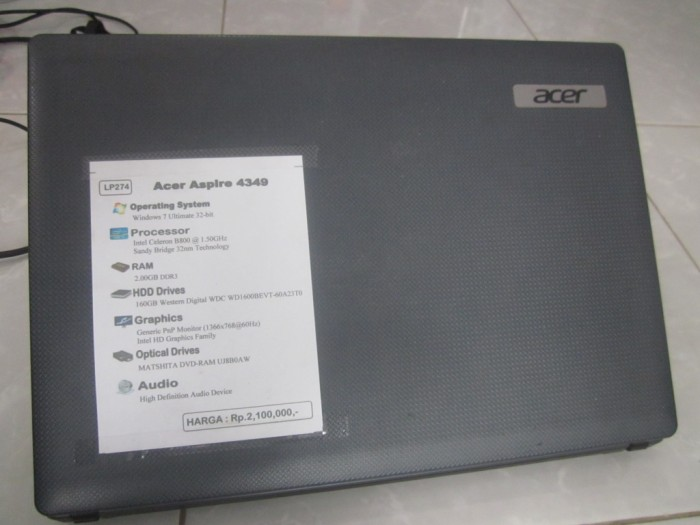 ACER ASPIRE OD150 DRIVERS PC