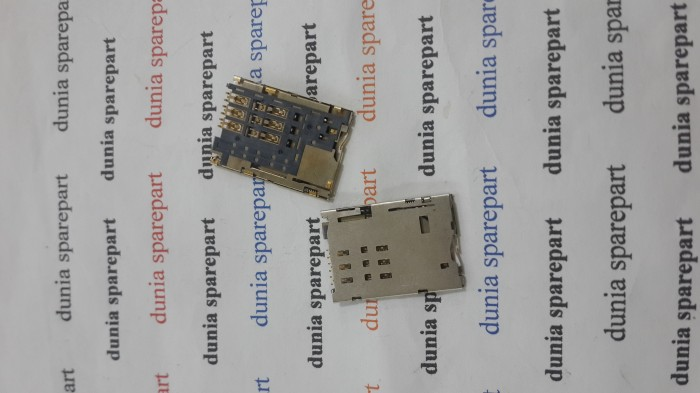 Konektor sim card connector simcard lenovo a1000 tablet