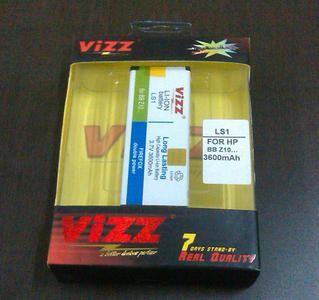 harga Baterai Vizz Blackberry Bb Ls1 Z10 3600mah Garansi Resmi Tokopedia.com