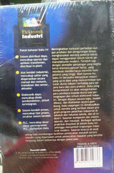 ... Buku Elektronik Industri Frank D Petruzella
