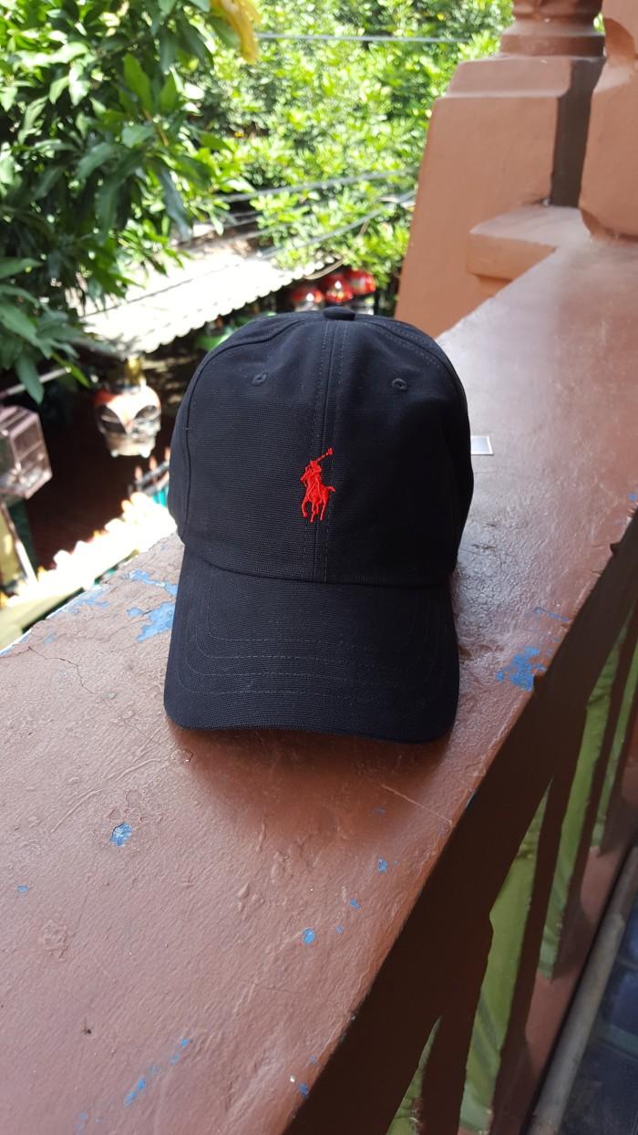 Jual Cap Polo Black (Kuda Kecil) Ralph Lauren Original (Topi Polo ... 60ffd2e75f