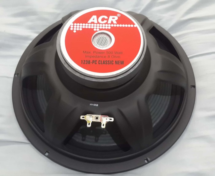 harga Speaker 12 inch full range acr 1238 classic 500 watt (original asli) Tokopedia.com
