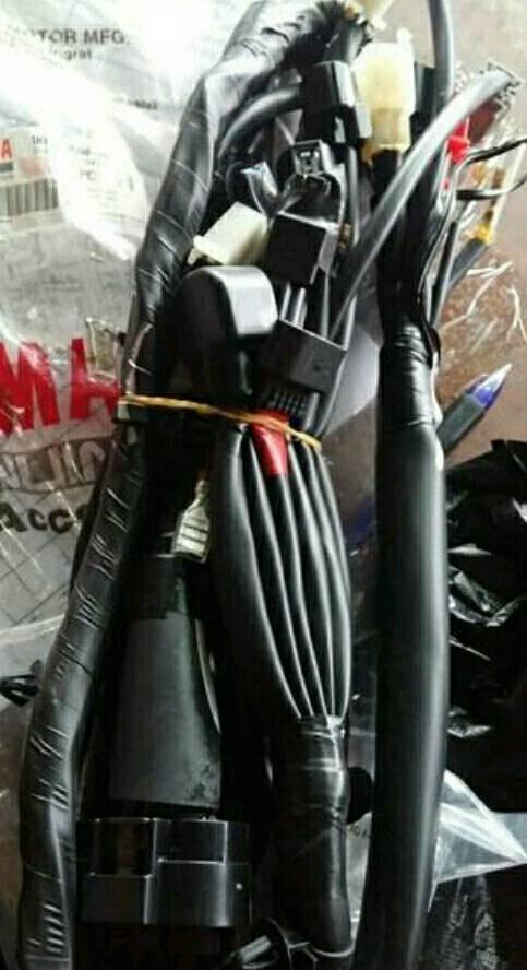 Rangkaian Kabel Body Mio Soul