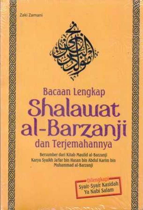 Buku Berzanji Pdf