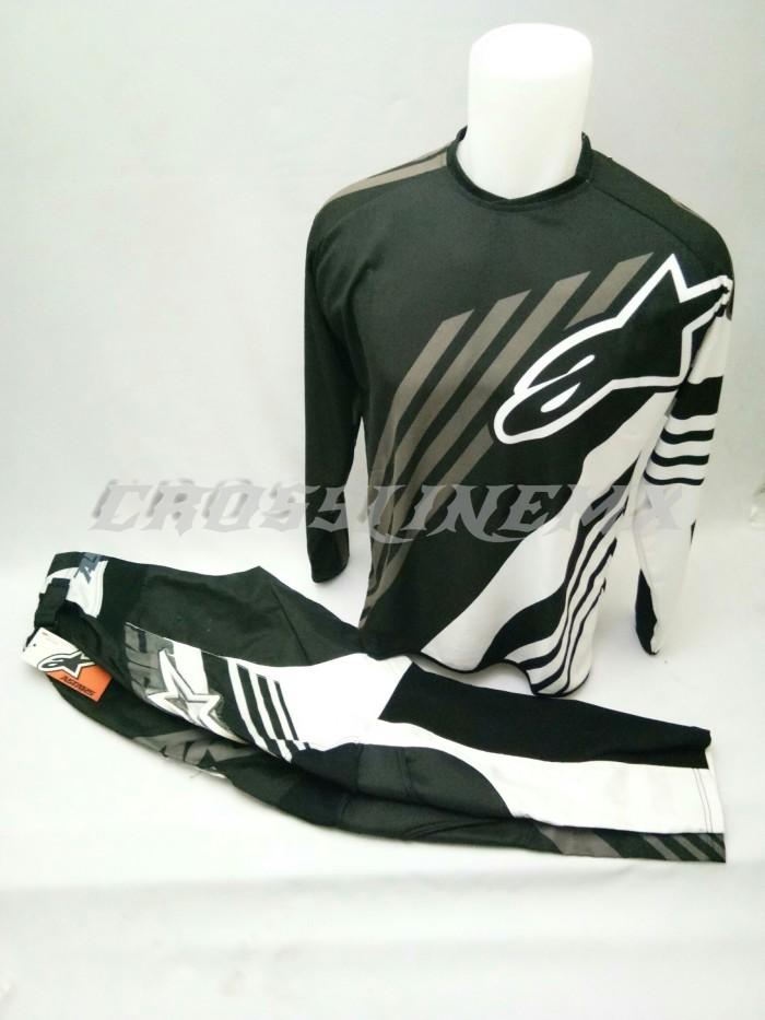 harga Jersey set alpinestar original motocross /adventure/ motor/celana Tokopedia.com