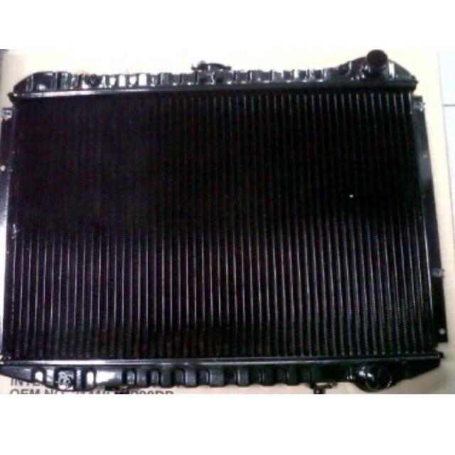 harga Radiator isuzu panther tbr 52/54 2300cc dan 2500cc Tokopedia.com