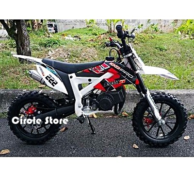 harga Motor trail mini / kids mini trail kxd 50cc 2 tak Tokopedia.com