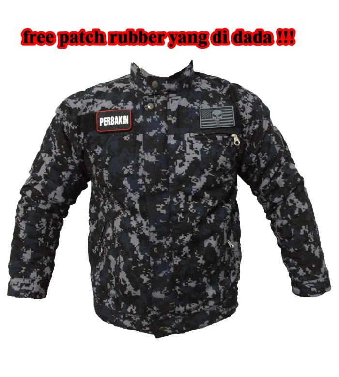 Jaket perbakin - jaket army - jaket tad