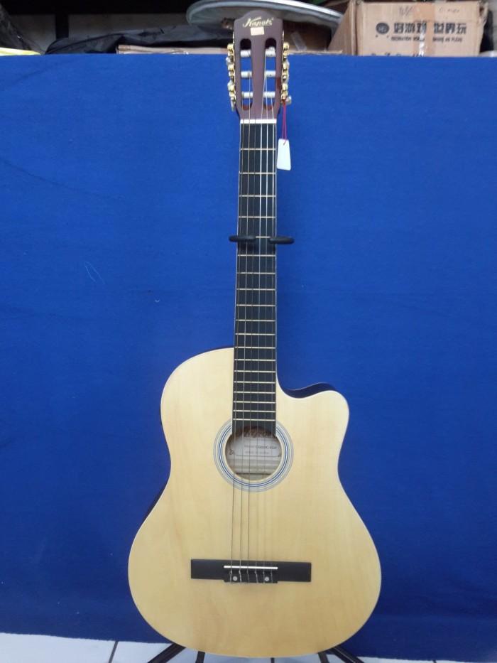 harga Gitar klasik elektik kapok cg 039c eq4 ori (nylon) Tokopedia.com