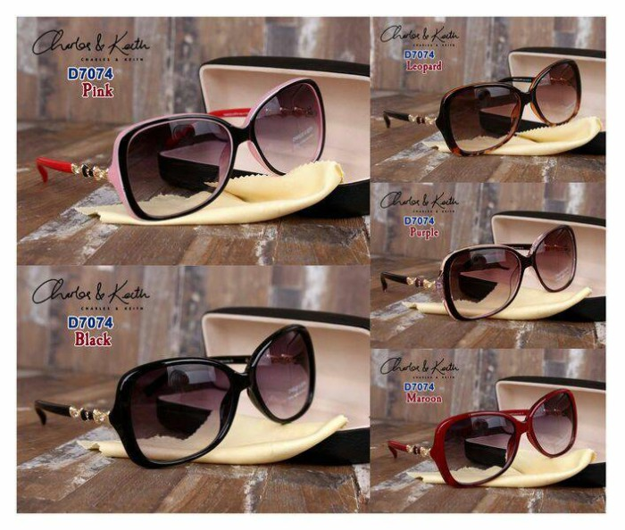 Jual Kacamata Glasses Charles   Keith 7074 Kacamata Wanita - Fashion ... 12f3b123d1
