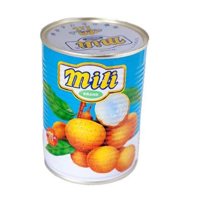 harga Mili longan in syrup (kelengkeng) 565gr Tokopedia.com