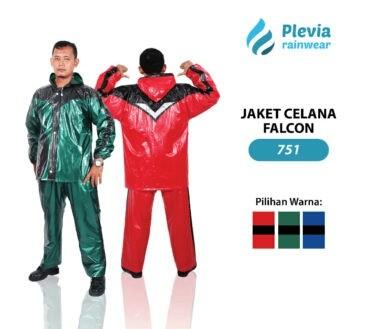 harga Jas hujan jaket celana plevia 751 falcon motor cowok pria rain coat Tokopedia.com