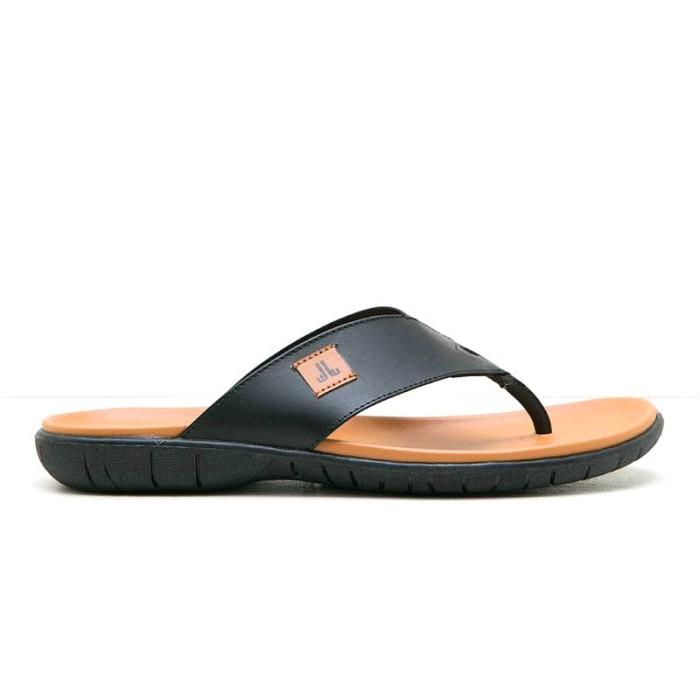 Jual Sandal Jim Joker Ben 2S Sandals Black Men Pria Original ... a323e19dc3