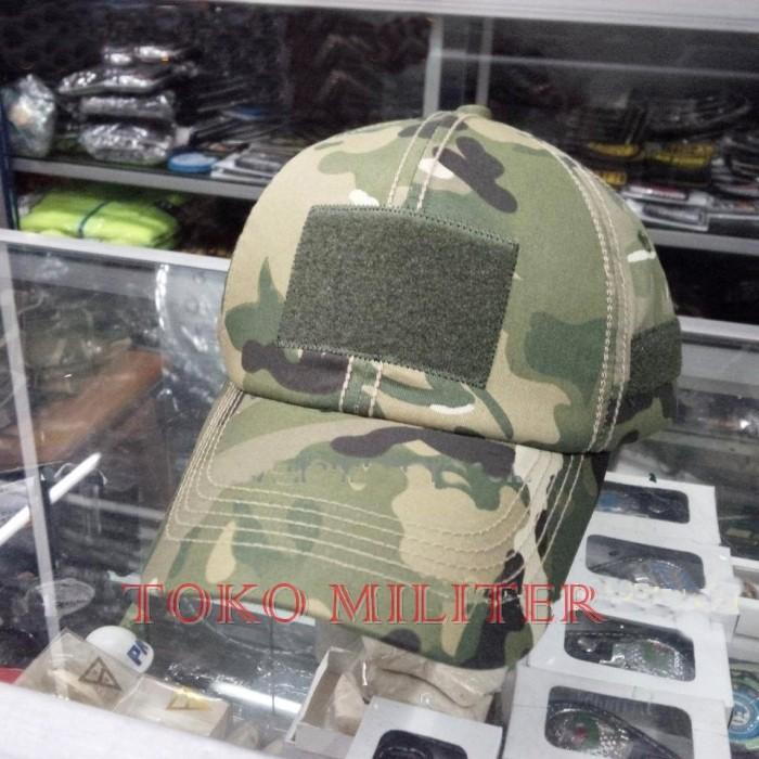 Tactical hat military / topi pet army emblem / topi tactical velcro. Source · 88533094_113c078e-4b1a-465a-b477-72399784e410_700_700.jpg