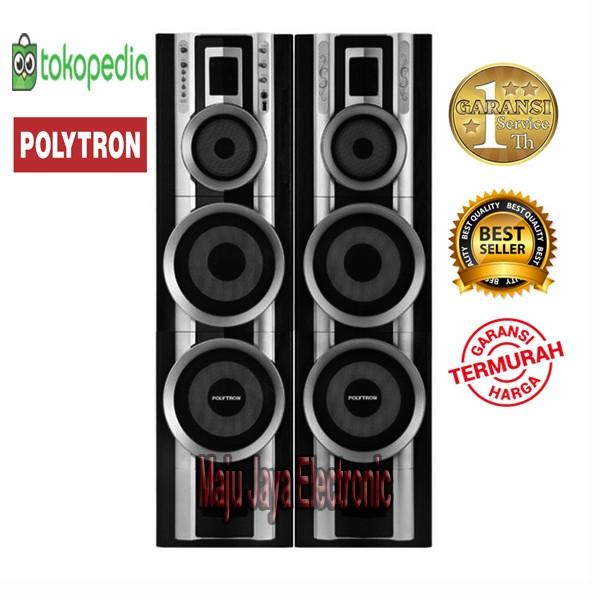 Jual Speaker Aktif Polytron Pas 28 USB Mp3