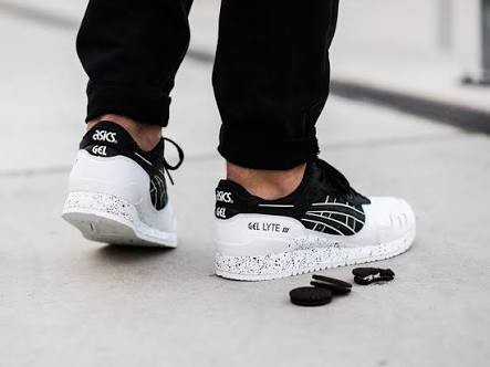 ff88a7952 Jual Asics Gel Lyte III Oreo Pack - DKI Jakarta - Nomad Store ...