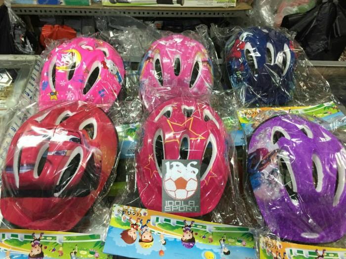 Jual helm sepatu roda   helm sepeda anak   topi sepeda anak ... 043e01c5ec