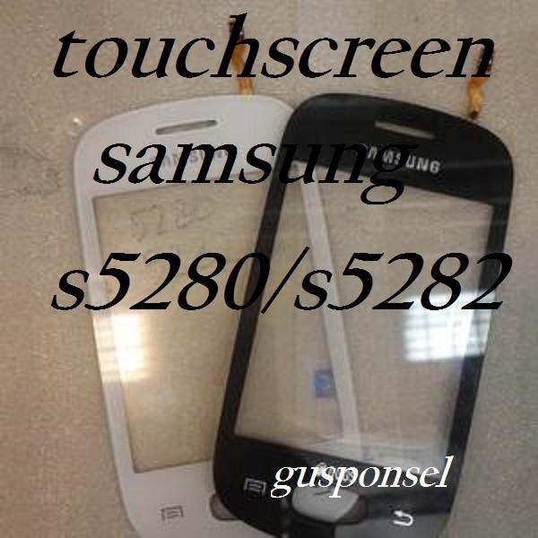 harga Touchscreen Samsung S5280 / S5282 / Galaxy Star Duos Tokopedia.com
