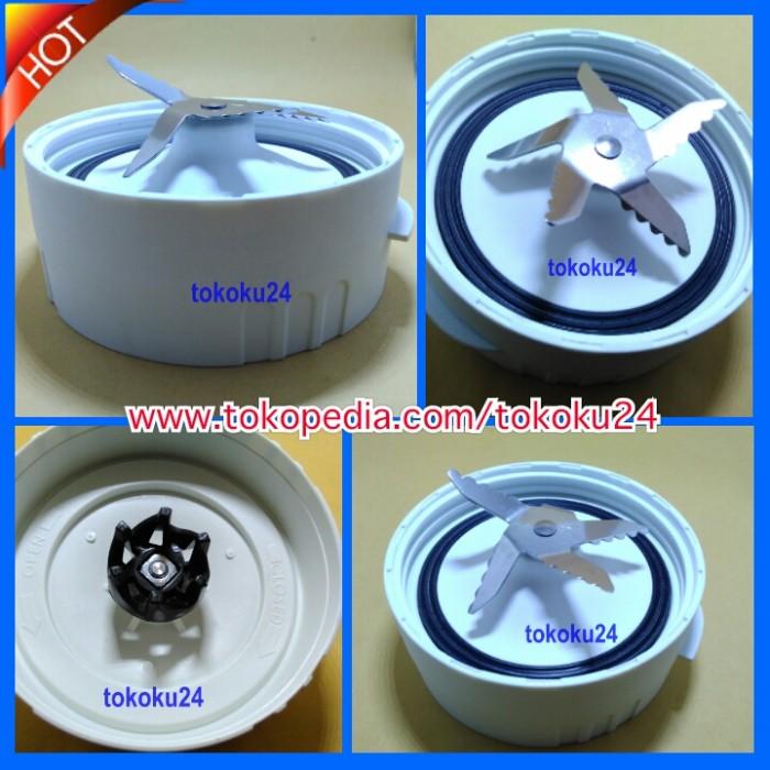 harga Sparepart Pisau Gelas Besar Kaca Blender Turbo Ehm 8098 Tokopedia.com