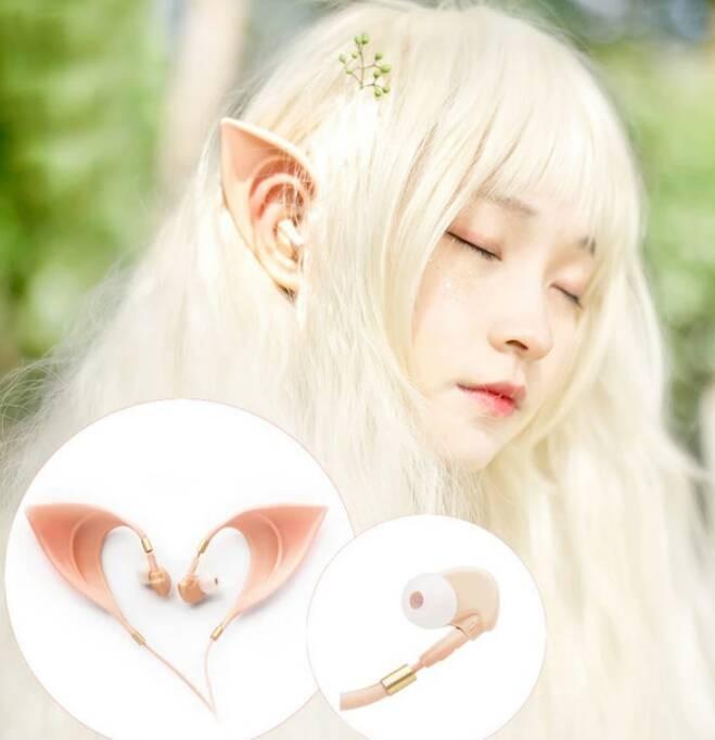 harga Import earphone elf fairy ear anime cosplay Tokopedia.com
