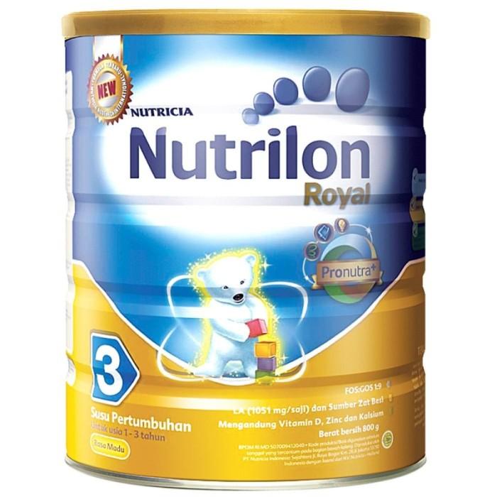 harga Nutrilon royal 3 madu 800 gr Tokopedia.com