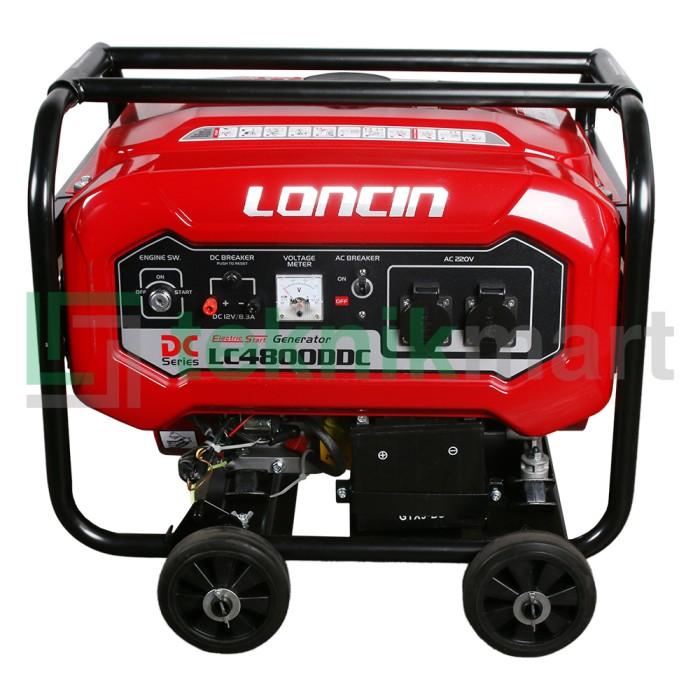 harga Genset / generator set bensin loncin lc4800ddc (2500 watt) Tokopedia.com