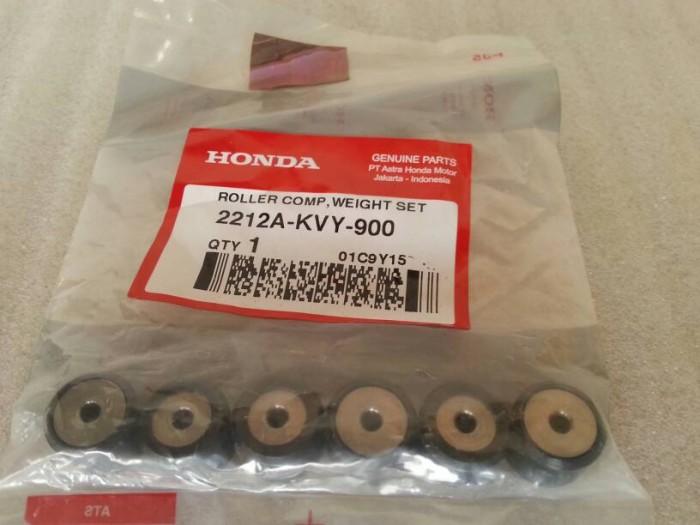 harga Roller beat karburator 1set 2212a-kvy -900 original honda Tokopedia.com