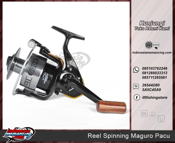 Info Reel Pancing Maguro 8000 Hargano.com