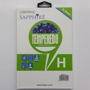harga Hippo sapphire tempered glass iphone 6s 3d ( black / white ) Tokopedia.com