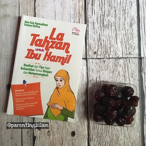 LA TAHZAN UNTUK IBU HAMIL