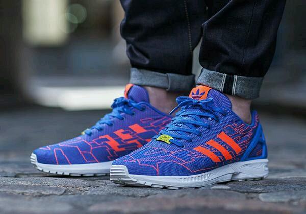buy popular c850b 1a5b6 Jual Adidas Zx Flux Rainbow - DKI Jakarta - Joey Sneakers | Tokopedia