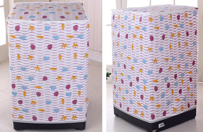 Foto Produk Sarung Cover Mesin Cuci Bahan lebih Tebal dari Kemanggisan Store
