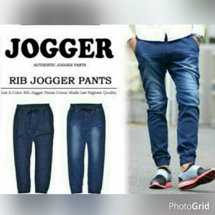 harga Celana joger jeans Tokopedia.com