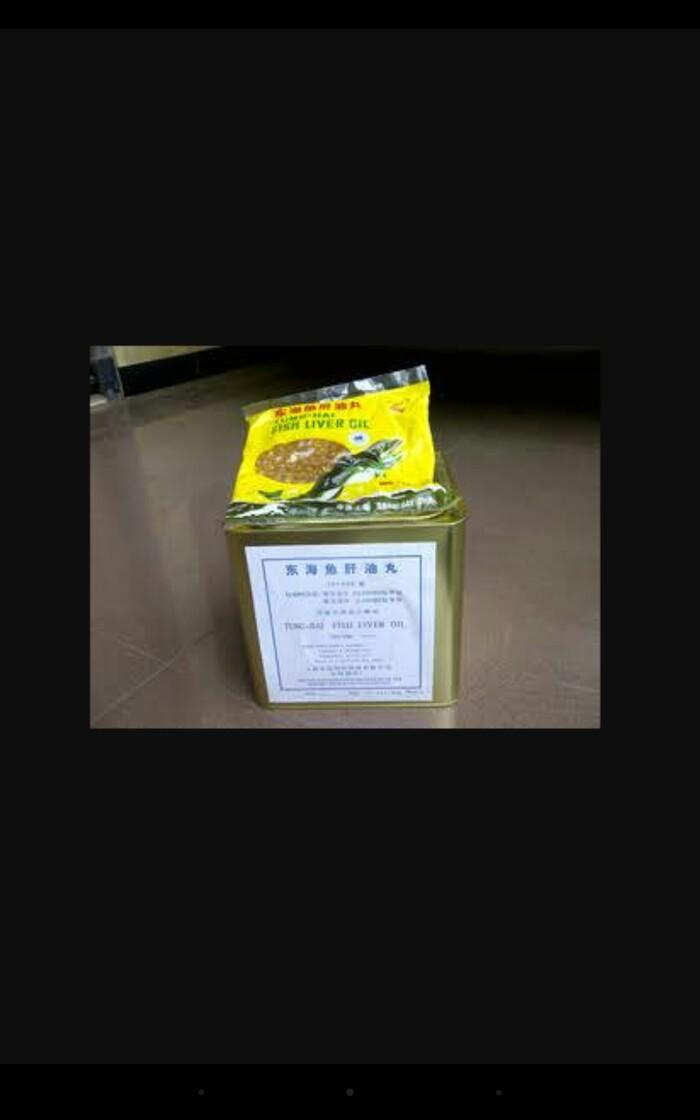 harga Tunghai minyak ikan Tokopedia.com