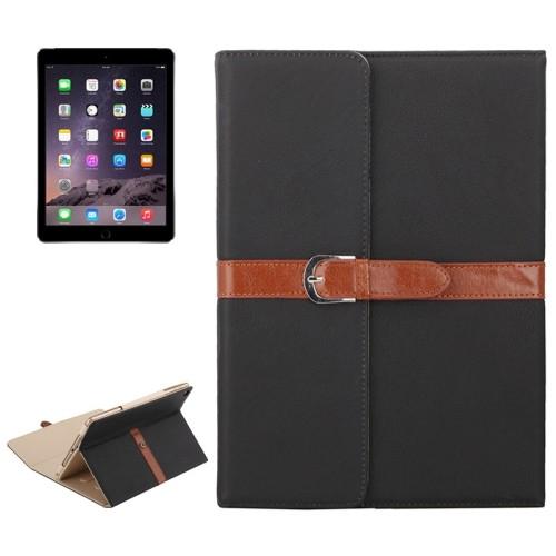 harga Ss4105 - premium fine belt leather case ipad mini 1 / 2 / 3 black Tokopedia.com