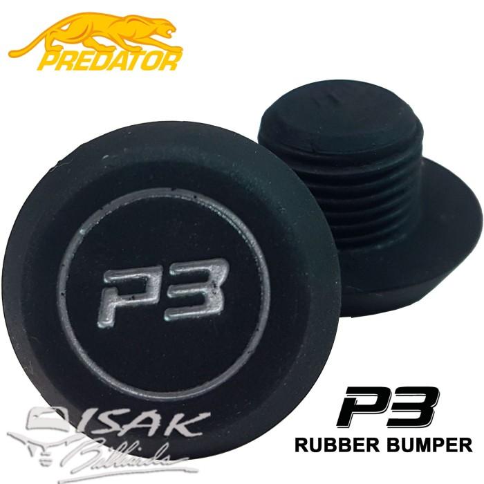 harga Predator bumper p3 - karet rubber - billiard cue stick biliar asli Tokopedia.com