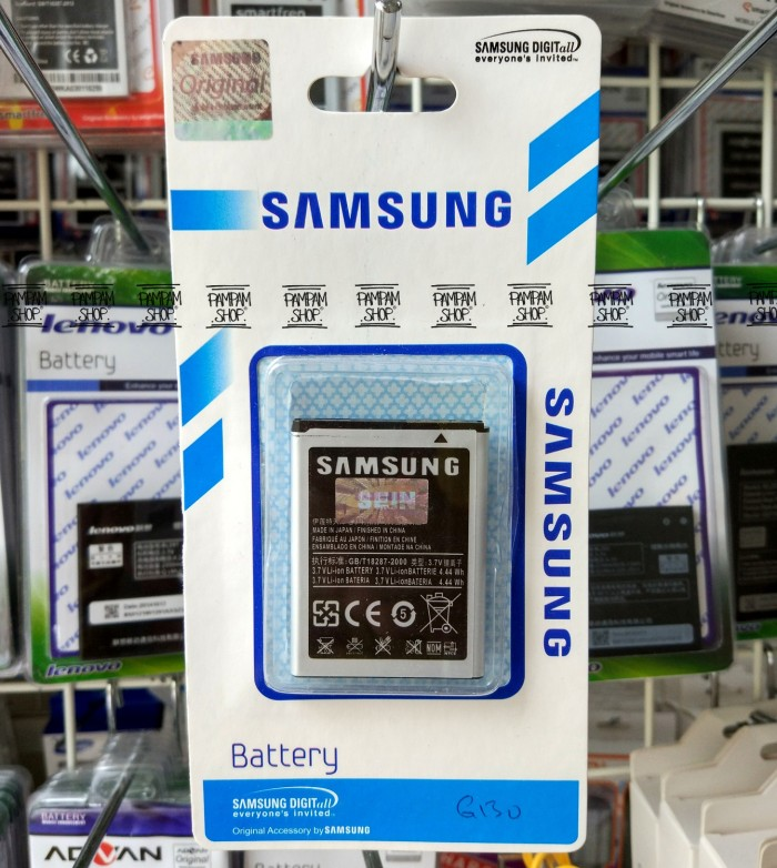 harga Baterai handphone samsung galaxy young 2 g130 original | battery sein Tokopedia.com