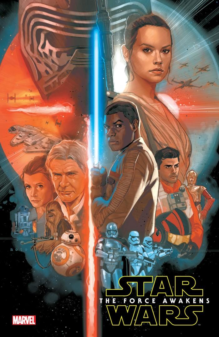harga Star wars: the force awakens adaptation (graphic novel) [ebook/e-book] Tokopedia.com