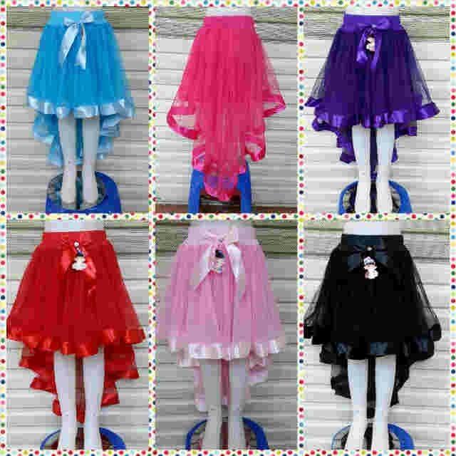 Jual Baju Pesta Gaun Pesta Rok Balet Tutu Anak 6 7